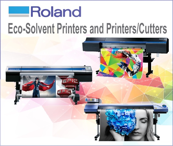 Thiem Phat - Roland digital printer/ cutter